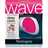 Neutrogena Wave Power-Cleanser and Deep Clean Foaming Pads ~ Neutrogena