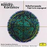 Rimsky-Korsakov : Schéhérazade Capriccio espagnol