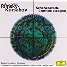 Rimsky-Korsakov : Sch�h�razade Capriccio espagnol