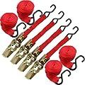 Ratchet Straps - Tie Down Straps - 15' [4.5M] - Brand New