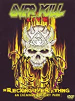 Overkill - Live: Wrecking Everything [Import anglais]