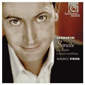 Sammartini: Sonatas for Recorder and Continuo