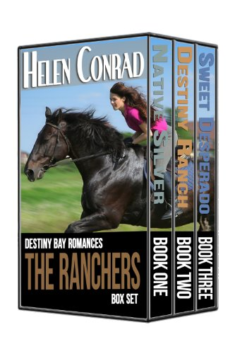 The Ranchers Box Set by Helen Conrad ebook deal
