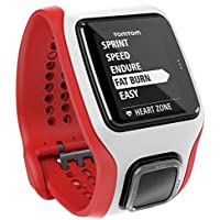 Tom Tom Runner Cardio GPS Watch (White)