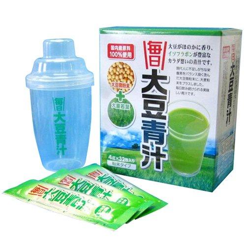 毎日 大豆青汁