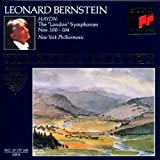 Leonard Bernstein The London Symphonies 100-104