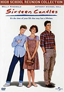 sixteen candles molly ringwald the eighties
