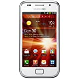 "Samsung Galaxy S Plus I9001 Smartphone (10,16 cm (4 Zoll) Display, Touchscreen, 5 Megapixel Kamera, Android Betriebssystem) pure-whitevon ""Samsung"""