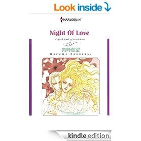 Night of Love (Harlequin comics)