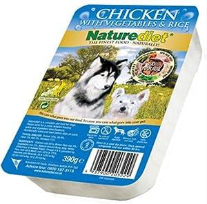 Naturediet Chicken 390 g (Pack of 18)