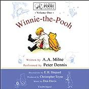 Winnie-the-Pooh: A.A. Milne's Pooh Classics, Volume 1 | [A. A. Milne]