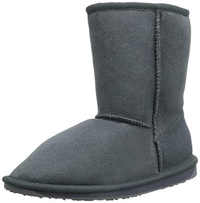 Emu Women's Stinger Lo Snow Boots, Blue, 3 UK