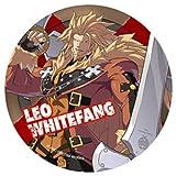 GUILTY GEAR Xrd -SIGN- BIG缶バッジ レオ=ホワイトファング