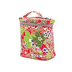 Ju-Ju-Be Fuel Cell Bottle Bag/Lunch Pail in Perky Perennials from Ju-Ju-Be