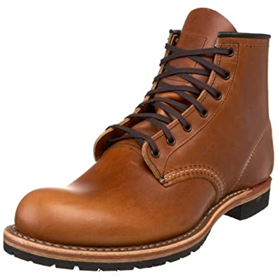"""(鞋王)美产Red Wing红翼 Men's男子真皮大靴 6"""" Beckman Round Boot$290.00"""