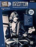 Ultimate Bass Play-Along, Volume 1: Led Zeppelin [With 2 CDs] Led Zeppelin
