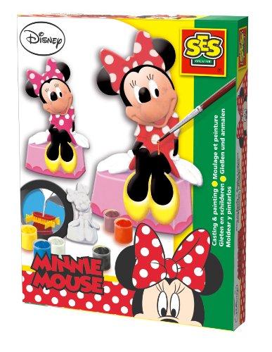 ses-01266-kit-de-loisirs-creatifs-moulage-en-platre-disney-minnie-mouse