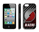 Cool Design Apple Iphone 4s Case NBA Portland Trail Blazers Cheap New Iphone 4 Protective Cover at Amazon.com