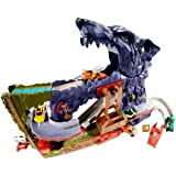 Matchbox Wolf Mountain Adventure Playset