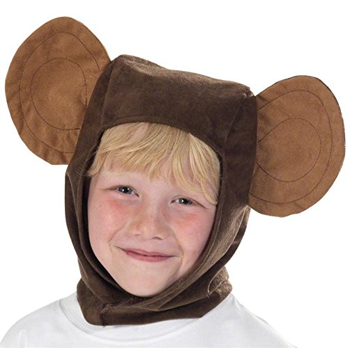 Monkey Hood Costume For Kids