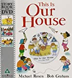 Michael Rosen This Is Our House (Story Book & DVD)