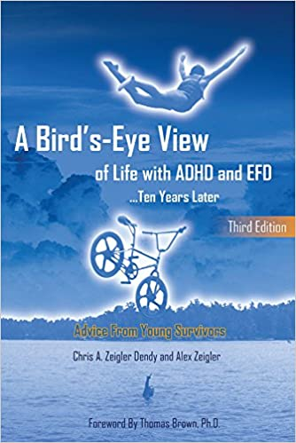 A Bird's Eye View Of Life with ADHD and EFD ...Ten Years Later