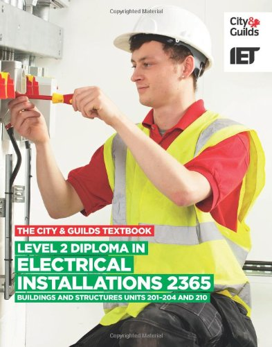 Level  Diploma In Electrical Installations Buildings And Structures