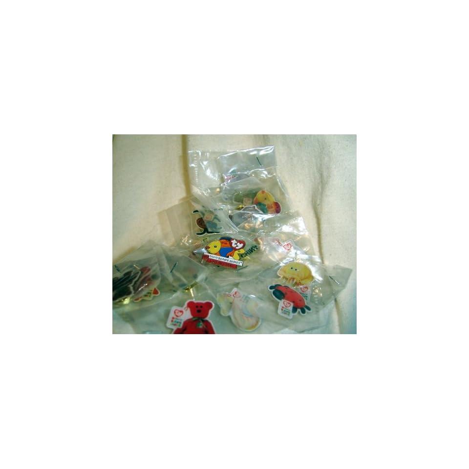 3d4a1b44280 McDonalds Ty Teenie Beanie 2000 Pins