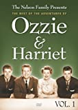 Cover art for  The Best of Adventures of Ozzie and Harriet, Vol. 1