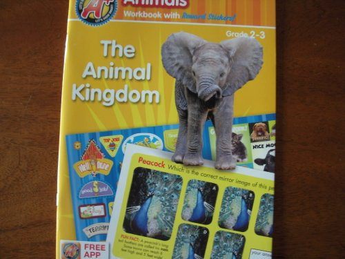 Animals Workbook Grade 2-3 with Reward Stickers - 1
