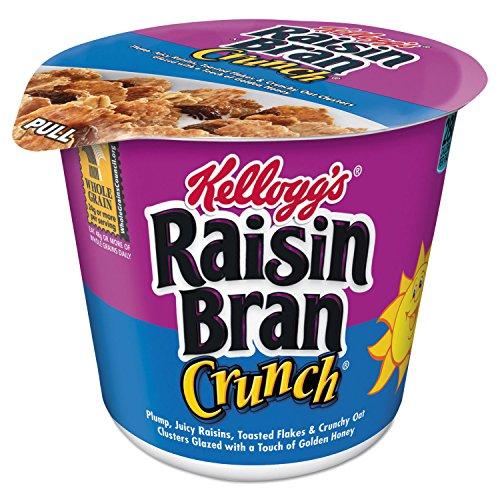 Kellogg's Raisin Bran in a Cup Cereal KEB01474