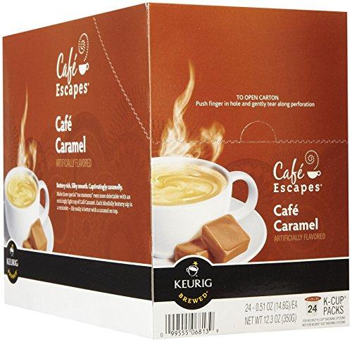 Keurig K Cups Cafe Escapes front-636942