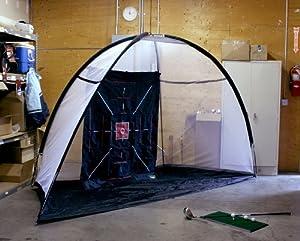 Practice Cage Multi-Sport Indoor/Outdoor Hitting Net/Backstop