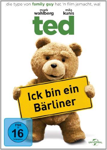 Ted - Ick bin ein Bärliner