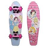 Dreamy Princess 21 in. Wood Skateboard