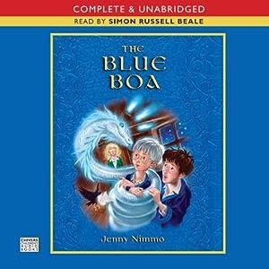 The Blue Boa | [Jenny Nimmo]