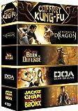 echange, troc Coffret Kung-Fu - L'honneur du dragon + Born To Defense + DOA + Jackie Chan dans le Bronx