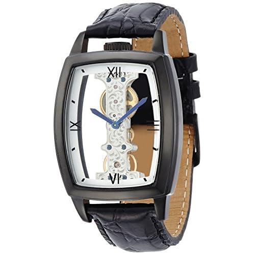 [アルカフトゥーラ]ARCA FUTURA 腕時計 手巻き S13386BBK メンズ