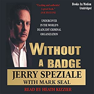 Without a Badge Audiobook