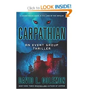 Carpathian: An Event Group Thriller (Event Group Thrillers) by David L. Golemon