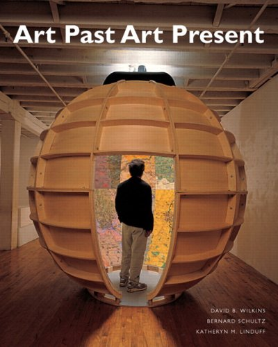 Art Past, Art Present (with MyArtKit Student Access Code Card) (6th Edition)