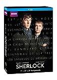 Sherlock Pack Temporadas 1+2+3 [Blu-ray] España