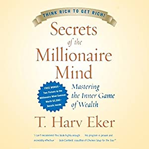 Secrets of the Millionaire Mind Audiobook