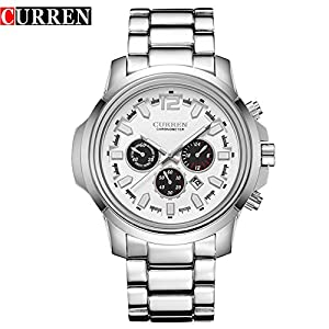 CURREN Fashion New Men's Waterproof Sport Quartz Wrist Watch 8059G