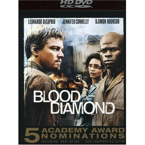 blood diamond dvd. Amazon.com: Blood Diamond [HD