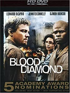 Blood Diamond [HD DVD]