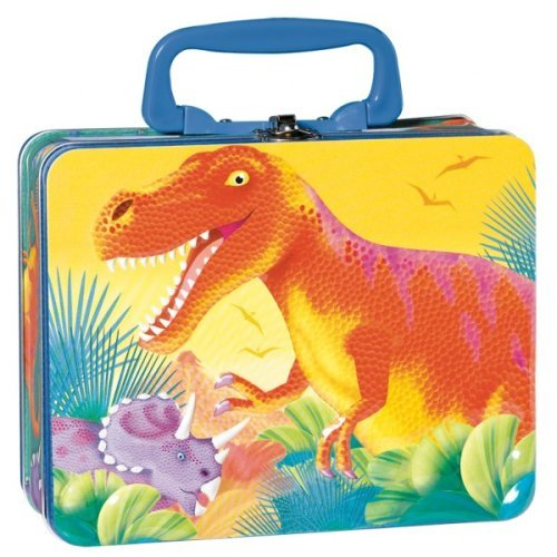 1 X Dinosaur Party Lunch Box (each) - 1