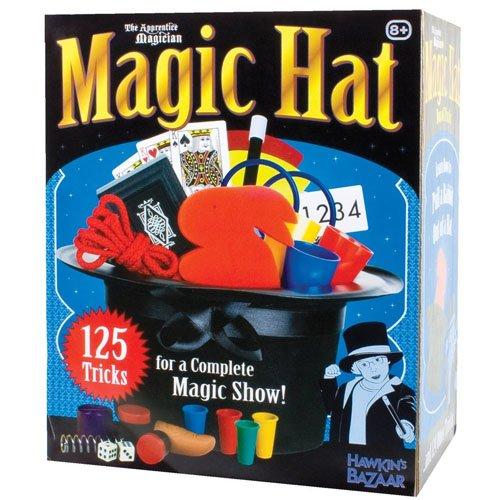 Tobar sombrero mágico - caja con el sombrero de magia y trucos de magia