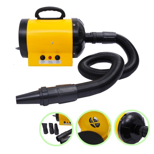 btm-2800w-blaster-dryer-pet-dog-fur-grooming-coat-blowdryer-hairdryer-watt-new-yellow