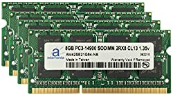 Adamanta 32GB (4x8GB) Apple Memory Upgrade for Late 2015 iMac 27